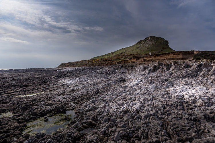Worms Head on