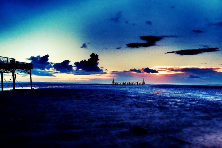 Stannes Lythamstannes Sunset My Photos