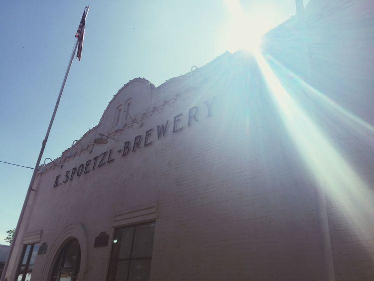 Spoetzl Brewery in Shiner, TX Beer Shiner