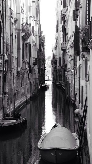 When The Streets Have No Name Bnw_friday_eyeemchallenge Venice