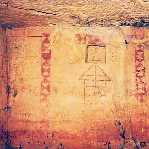 Painted_cave Tunisia IgersTunisia Grotte Cave Grotte_ornée Hammamet Prehistoric Art Carthagina أحكيلي قرطاجينة يوجد في الحمامات أيضا :) حوانت لوبية :)