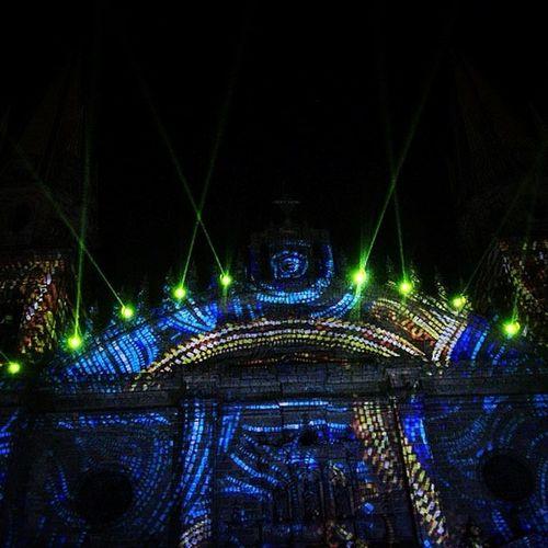 Guadalajara bien prendida Catedralon