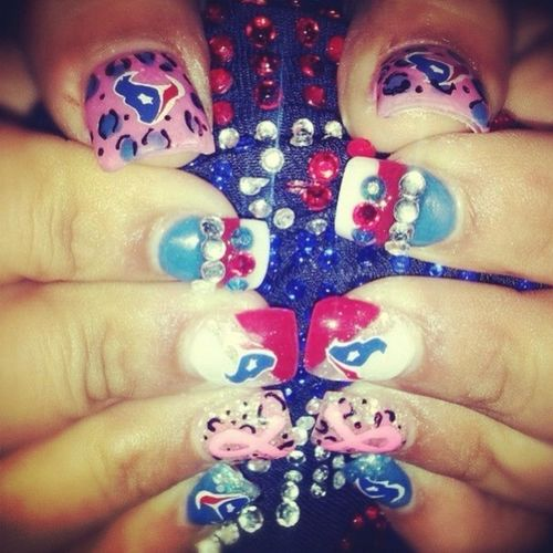 Texan Nails
