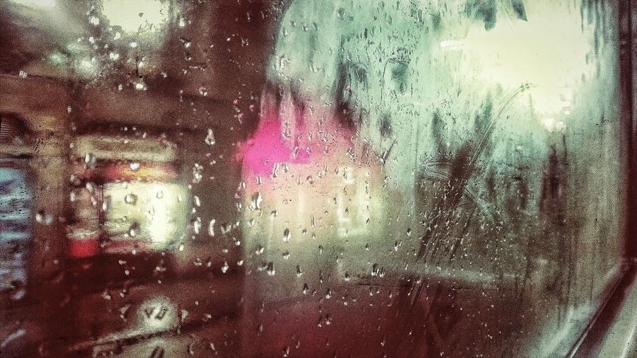 A new edition.. Rain Backgrounds Close-up No People Multi Colored Love Photography Different Perspective Architecture Street Photography Red Looking Through Window Rain Travelling Travel Photography City Life Citylights City Street Women Photographers Through My Eyes Nightphotography Night Lights Mobilephotography Experimental Artistic Photo Nightlife