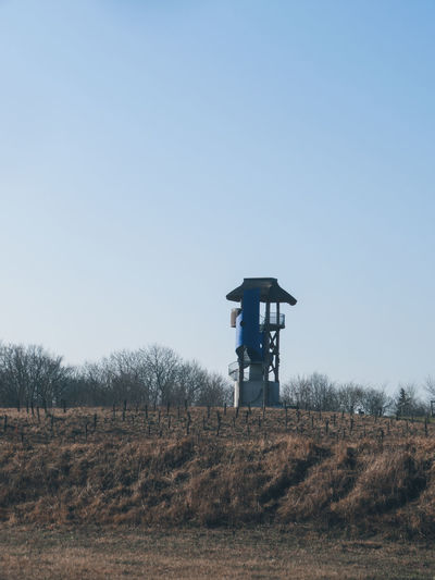 Clear Sky Sky Lookout Tower
