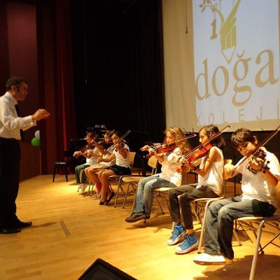 Minik kemancılarımı çok seviyorum :) Keman Festivali Violin Acarkent Doğa Koleji DoğaKoleji Gfarukunal BeykozDoğa