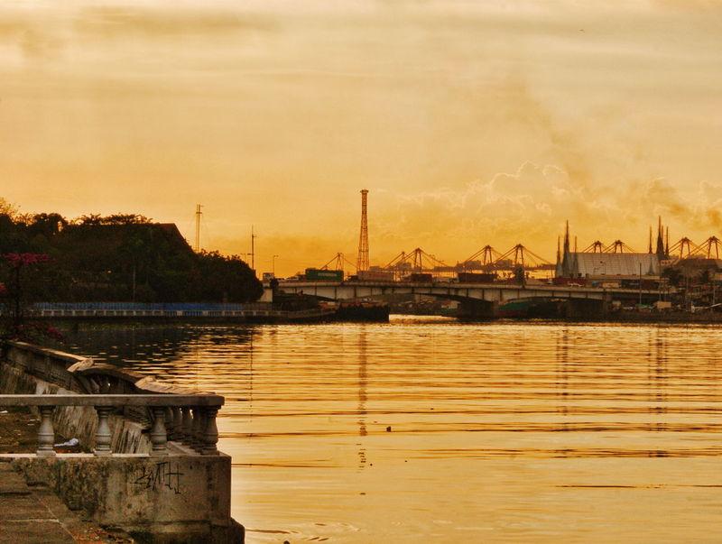 Pier Mono Monotone Landscape Macx Philippines