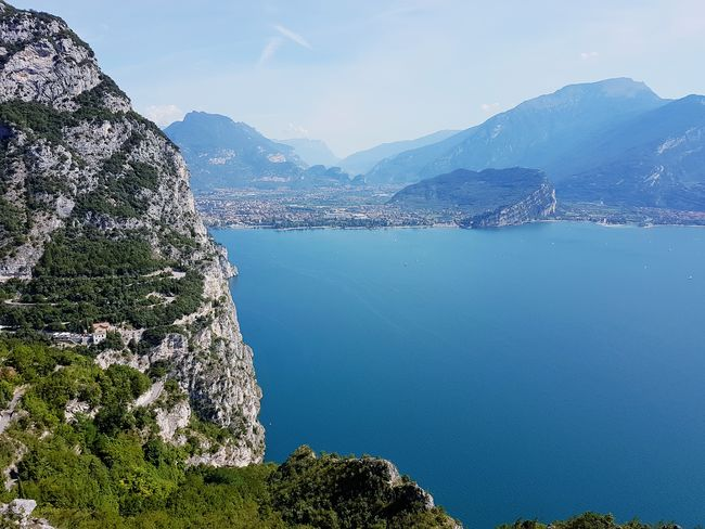 Lago di Garda - Italy Torbole Gardasee Lago Di Garda Europe Italy Alps North Italy Lake Water See Mountains Regina Mundi Pregasina Riva Del Garda Torbole Lake Italy EyeEm Selects Mountain Water Nature Lake Mountain Range Beauty In Nature Day