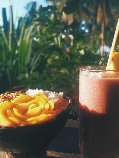 healthy breakfast Healthy Eating Healthy Lifestyle Healthy Food Health Acai Bowl Smoothie Blood Orange Alcohol Blended Drink Milkshake Chia Seed Detox