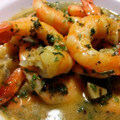 Shrimp Scampi Ddcatering