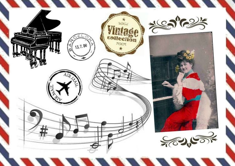 Collage digital vintage. Sketch Business Pencil Drawing People Adult Day Vintage❤ Vintagestyle Vintage Style Digitalcomposition Digitalcollageart Collage