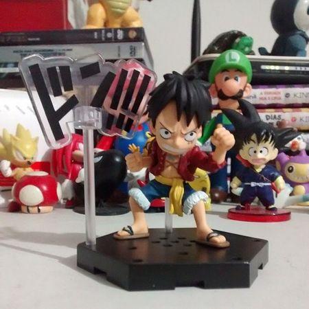 Don!!! Novo item do quarto, Luffy OnePiece