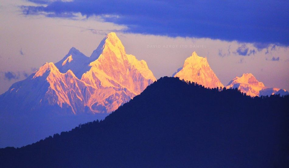 Mountain Sky Snow Nature No People Scenics Outdoors Day Nepal Nepal Travel Nepal_himalayan_kingdom Himalayan Mountains Himalaya Range ASIA Southasia
