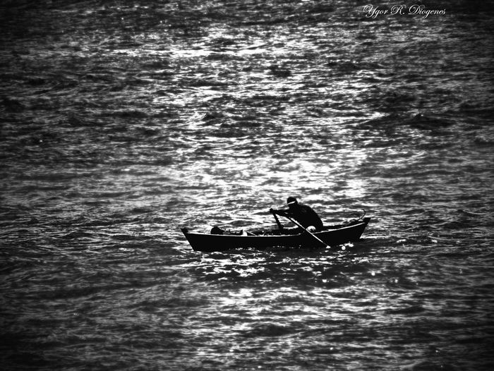 Strong Alone Arion Boat