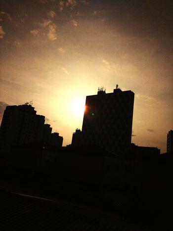 Sun City Hiding Sun Sunshine