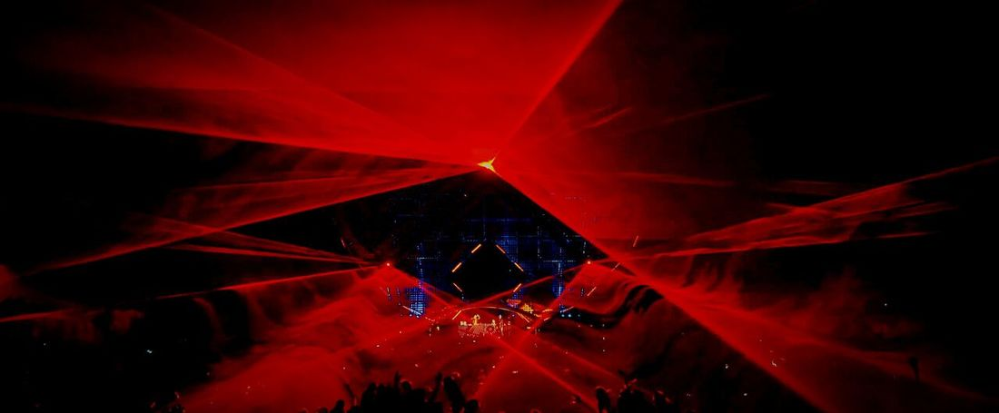 All The Neon Lights Defqon1 Chile Defqon15 Allnightparty Santiago De Chile Bestpic Night Lights 😍👏