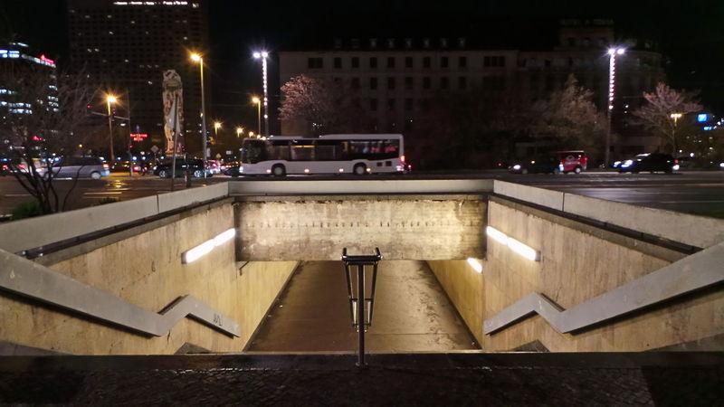Architecture Architektur Durchgang Nachtfotografie Nightphotography Nightshot Steps Stiegen Underbridge Underground Passage Unterführung