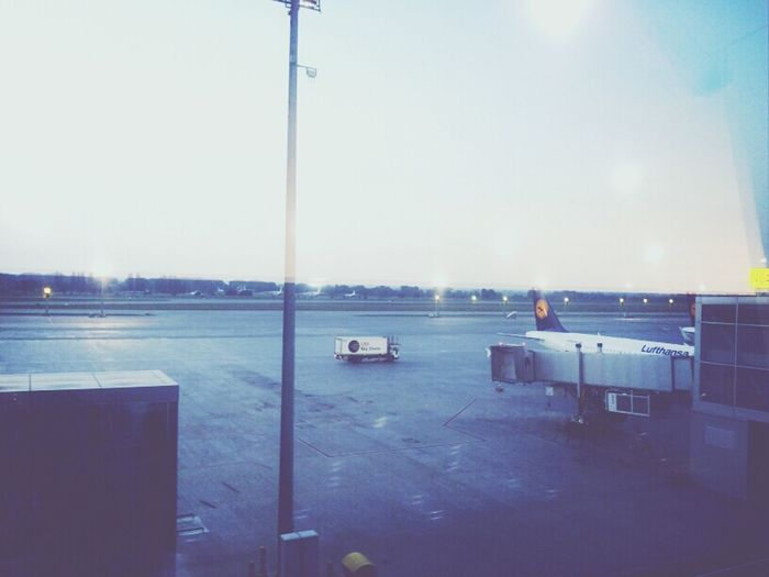 Vacation Time Airport Good Morning ;)