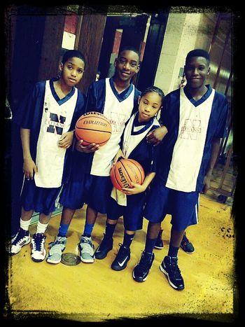 Basketball Northside Lil Brother Titans