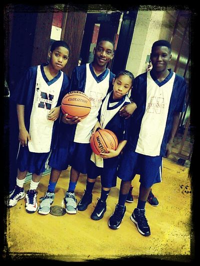 Basketball Northside Lil Brother Titans