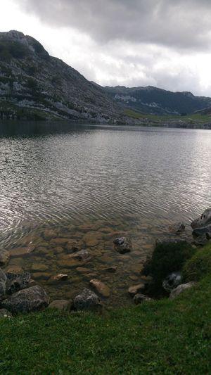 Lake Enol in