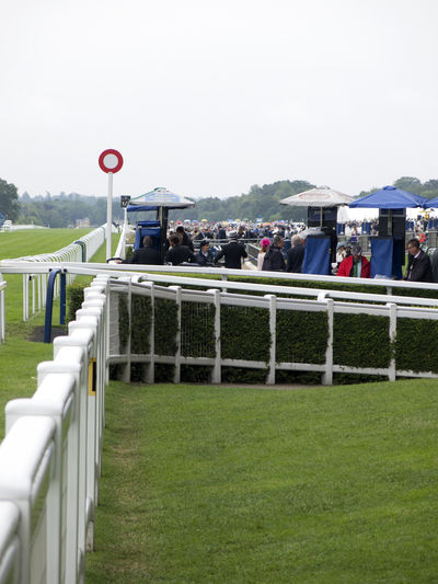 Ascot Racecourse At The Races Finishing Post Horse Racing Horse Racing Course Outdoors Races Racing Sport Sports