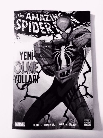 The Amazing Spider-Man comic book First Eyeem Photo