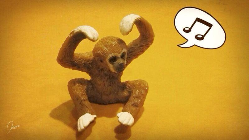 Monky Figurine
