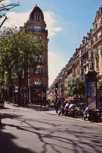 A week in Paris (46) CopyrightPiotrSzuber Paris Architecture Streetphotography The Architect - 2015 EyeEm Awards The Street Photographer - 2015 EyeEm Awards Street Photography Light And Shadow VSCO Vscocam KK2