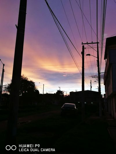 Atardecer Rolo Mi Bogotá 2016 First Eyeem Photo