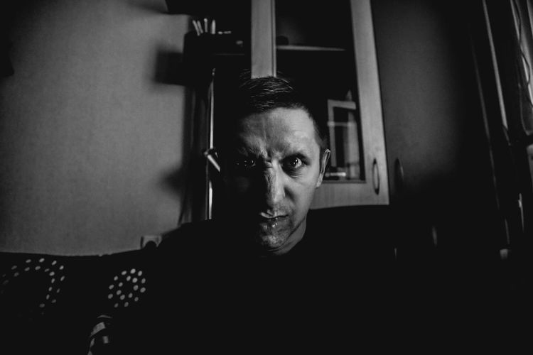 Zauglom Blackandwhite Horror The Creative - 2018 EyeEm Awards EyeEmNewHere Ghost Monster - Fictional Character Evil Hell Paranormal