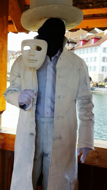Luzern Lucerne Fasnacht One Man Only Arts Culture And Entertainment Carnevale Karneval Fasching EyeEm Best Shots EyeEymPhoto Street Photography Streetphotography Eyem Gallery Eyem Collection EyeEm Gallery The Week On Eyem Street Fashion Switzerland❤️ People Mask Mask Collection Masked