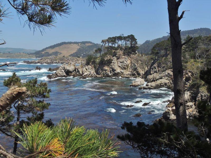 Point Lobos Ocean Ocean View California Enjoying Life Taking Photos Travel Photography Hiking