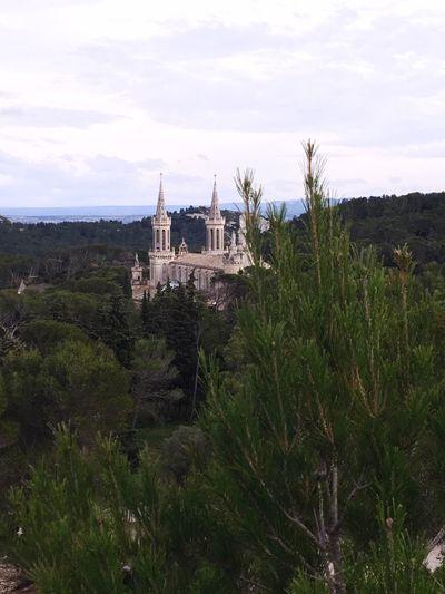 Abbaye De Frigolet Flying High