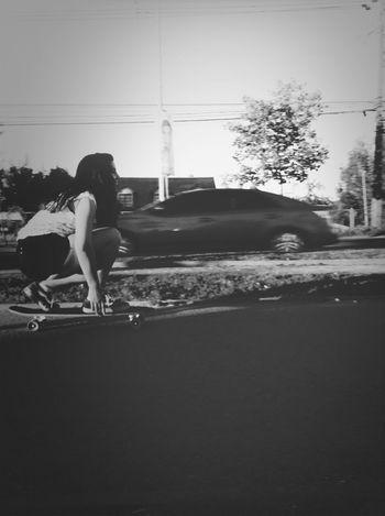 Longboarding Longboard Girl That's Me