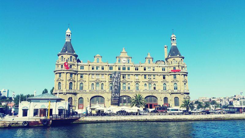 Newlife Istanbullovers Haydarpaşa Garı Istanbul Turkey Istanbul City EyeEm Gallery GalaxyS5