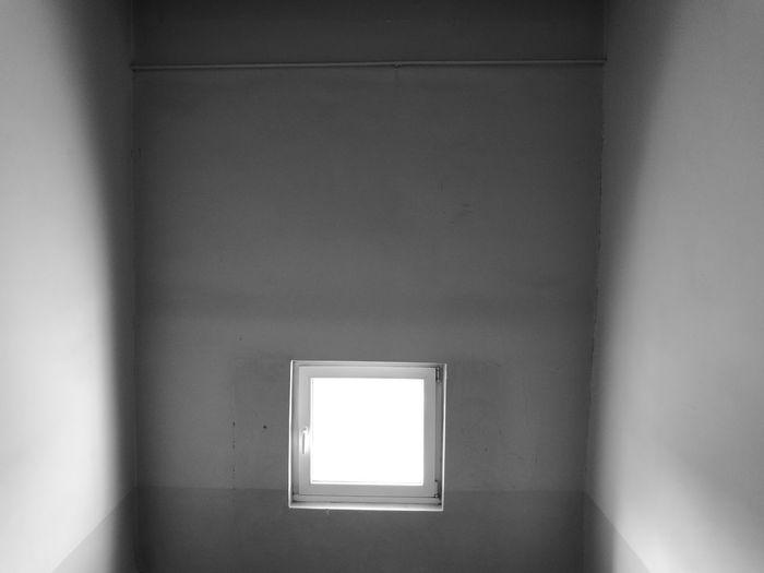 Box No People Prison Architecture Window