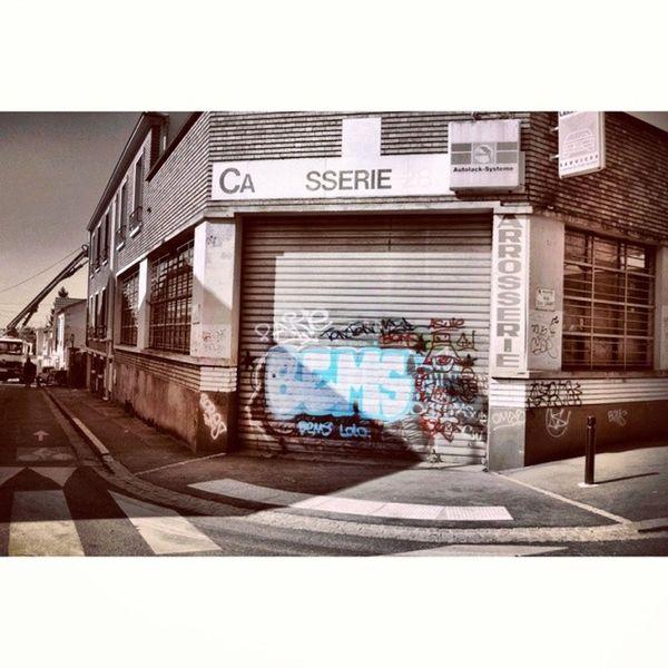 Streetart Montreuil