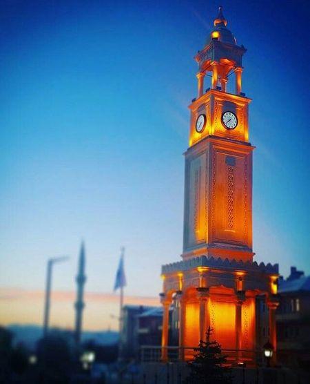 Köse saat kulesi🗼❤ KOSE Saat Kulesi ♥ Gümüşhane övünce Köyü
