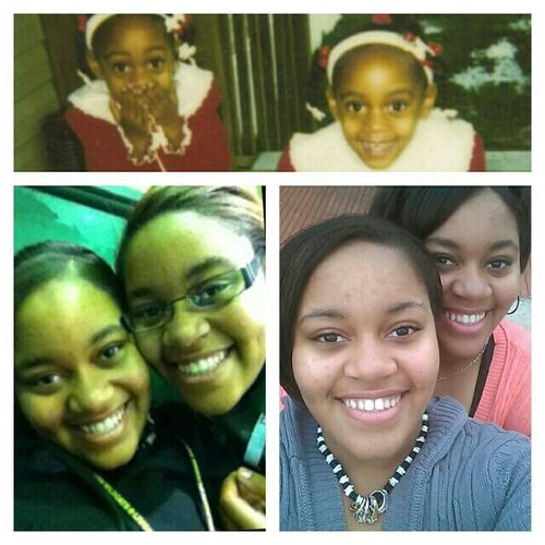 Then And Now #MySissys
