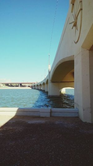 Tempe Town Lake Tempe River Arizona Been There.