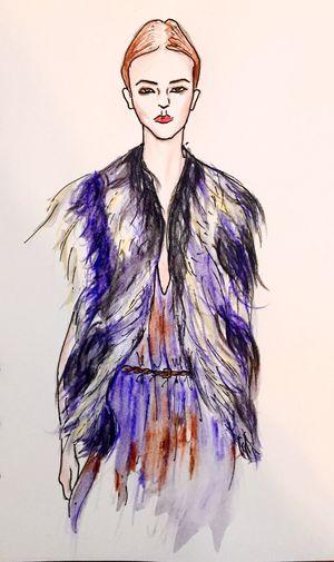Crazy Work Fashion Designer