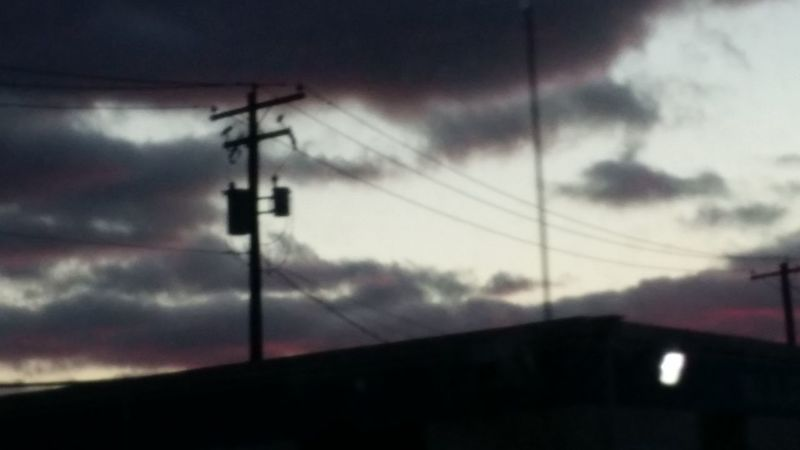 No Filter, No Edit, Just Photography Windy Day Sunset Sillhouette Dramatic Light
