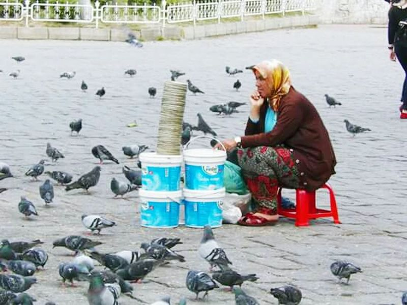 Enjoy The New Normal Life In Istanbul Woman At Work Womanpower
