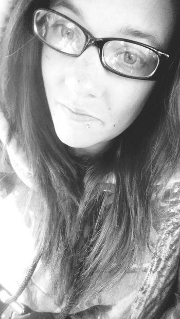 Girlswithglasses Blackandwhite
