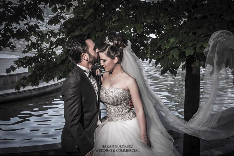 Good night every body 👍 Bride Wedding Two People Wedding Dress Young Adult Adults Only Young Women Heterosexual Couple Bridegroom Flower Life Events Celebration Women Togetherness Adult Wife Men Glamour Bouquet People
