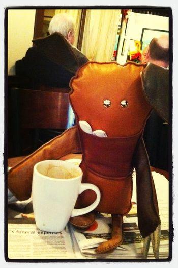 Coffee is good
