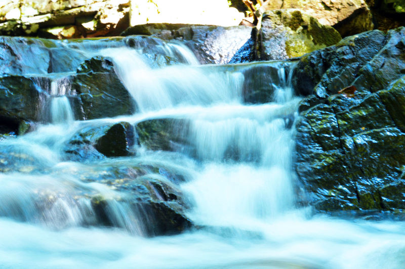 Fine Art Fine Art Photography Flowing Water Scenic Tranquility Blurred Motion Long Exposure River Rock River Rocks Rock Rock - Object Scenics Scenics - Nature Tranquil Scene Water Waterfall