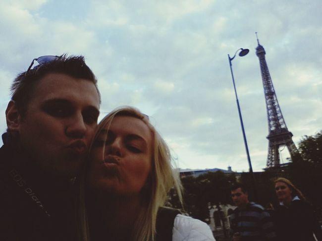 Paris ❤ Eiffel Tower LoveinParis💜