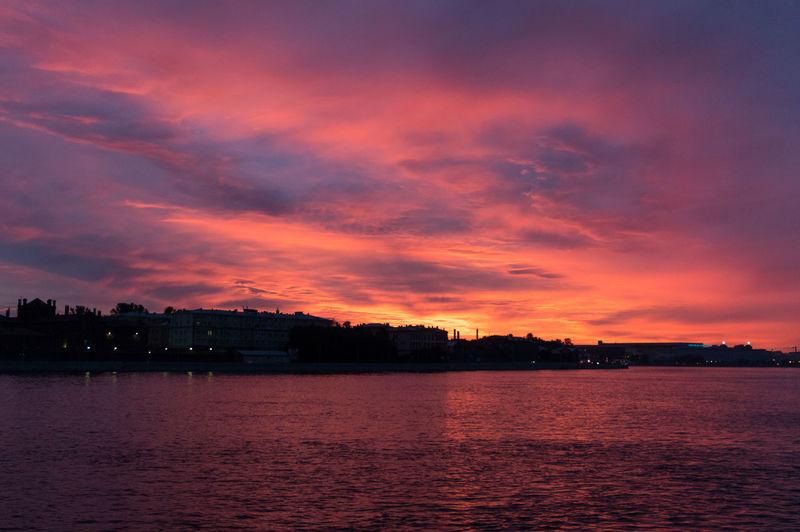 Dawn at 4 am